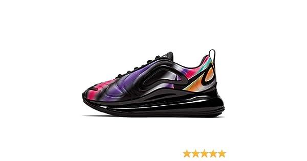 Nike Air Max 720 Junior Noir Aq3196 011
