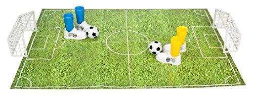 TRENDHAUS 945693 Power Now Finger-Fußball-Set -