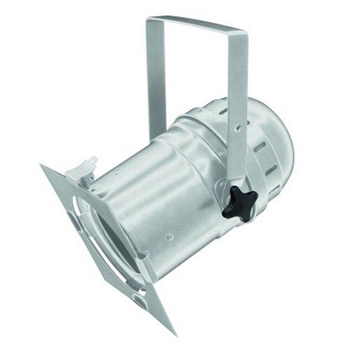 Eurolite 41607245 PAR-56 COB RGB Leistungsstarker LED Scheinwerfer (100 Watt) silber