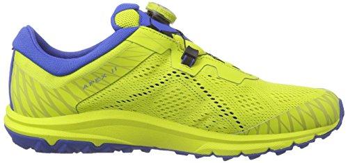 Viking Apex Ii Gtx, Chaussures de Trail homme Jaune - Gelb (Lime/Cobolt 8823)