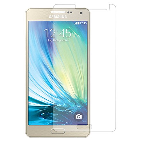 DMG 2.5D Tempered Glass Screen Protector for Samsung Galaxy A5 (No Fingerprints Anti-Scratch Oil Coated Washable)