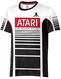 Atari - Racer Esports - Oficial para Hombre Camiseta de Fútbol
