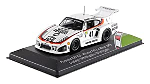 CMR-cmr43005-Porsche 935K3-Winner Le Mans 1979-Escala 1/43-Blanco/Rojo