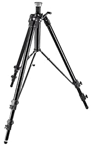 Manfrotto 161MK2B Super Pro Tripod Mark 2 - Replaces 3258 3058 (Black)