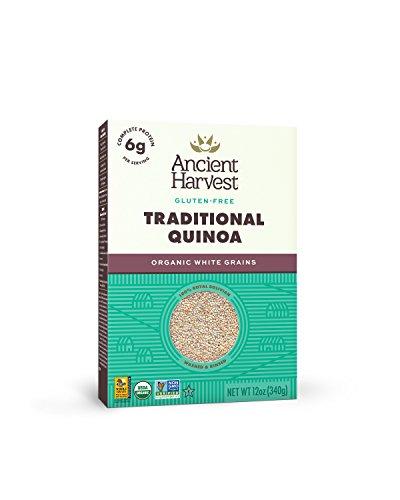 Ancient Harvest Quinoa - Quinoa Gluten-Libre orgánica tradicional - 12 oz.