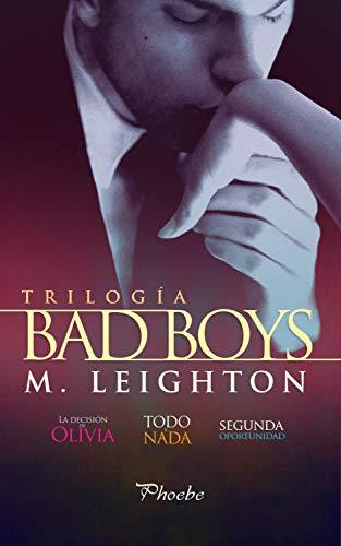Trilogía Bad Boys de M. Leighton