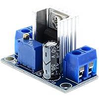 LM317 1.25V-12V Adjustable Voltage Power Spannung Netzteil Supply Board Module