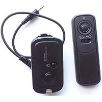 Pixtic - Télécommande sans fil radio MC-DC2 pour Nikon D90 D3100 D3200 D3300 D5000 D5100 D5200 D5300 D5500 D7000 D7100 D7200 D600 D610 D750 P7700 P7800 V1