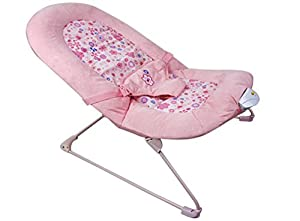 NWYJR Infant Rocker Newborn Vibration Appease Comfy Electric Multifunction Foldable Automatic Swing Bouncer