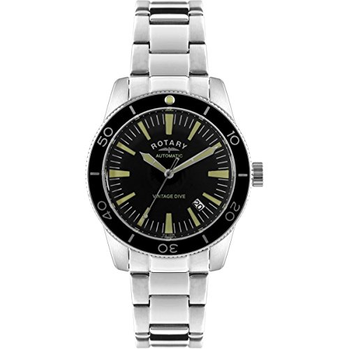 Montre homme Rotary Exclusive Vintage Dive GB00488/04