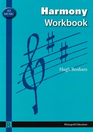 AS Music Harmony Workbook (Rhinegold Education) by Hugh Benham (2008) Paperback