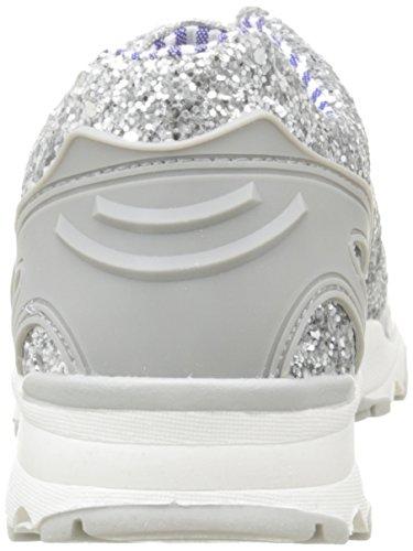 Asso M盲dchen 45700 Sneaker Silver Sneaker Argent 45700 M盲dchen Asso Silber Gli PAqXtt
