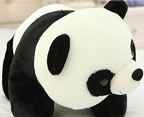 YunNasi Peluche Panda Kawai Coussin et Oreiller en Panda 60cm