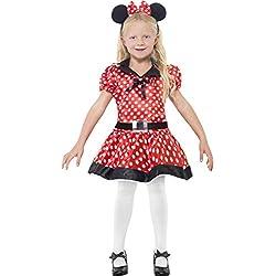 1e7d6a981d07 Costume Carnevale Travestimento Topolina Minnie disney cartoni Topolino  bambina