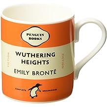 Wuthering Heights Mug Orange (Penguin Mug)