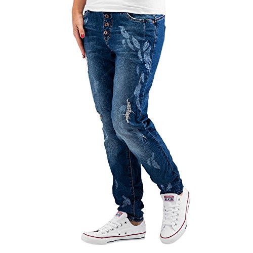 Authentic Style Donna Jeans / Jeans slim fit Feather
