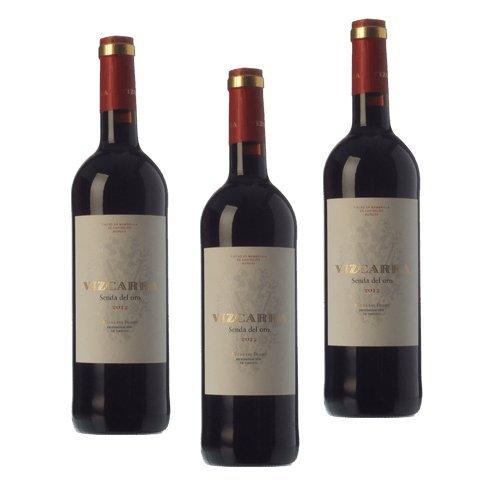 Vizcarra Senda Del Oro Roble - Vino Rosso - 3 Bottiglie