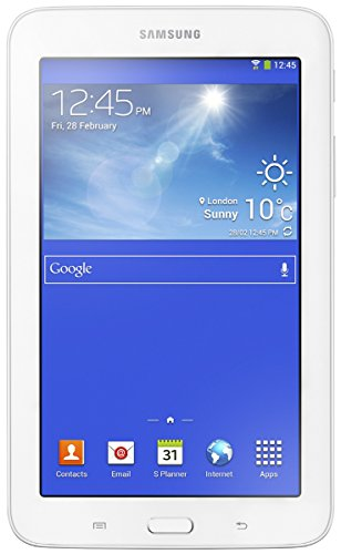Samsung Galaxy Tab 3 Neo SM-T111 Tablet (8GB, WiFi, 3G, Voice Calling), Cream White