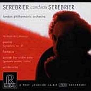 Serebrier Conducts Serebrier [IMPORT]