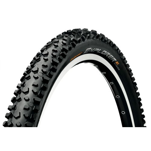 Continental MTB-Reifen Explorer, schwarz, 26 x 2.10 (54-559), 0115715 (Rad Mountainbike)