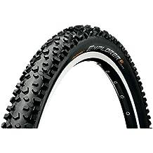 Continental 0115715 - Cubierta de ciclismo, color negro