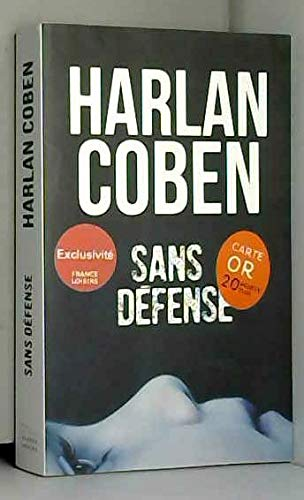 INTIMIDATION HARLAN COBEN TÉLÉCHARGER
