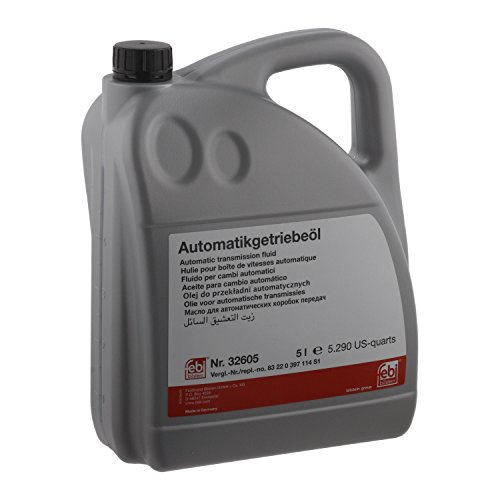 febi bilstein 32605 Automatic Transmission Fluid (ATF), pack of one
