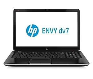 "HP Envy dv7-7270sf Ordinateur Portable LED 17,3"" (43,9 cm) Intel core i5-3210M 750 Go 4096 Mo Windows 8 Noir"