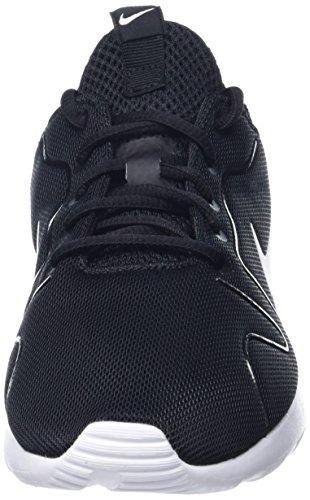 Nike Herren Kaishi 2.0 Sneakers Schwarz (Black/White)