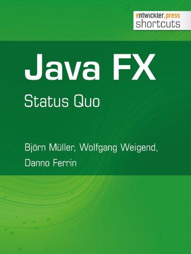 Free Java FX - Status Quo (shortcuts 65) PDF Download - SigmundEmery