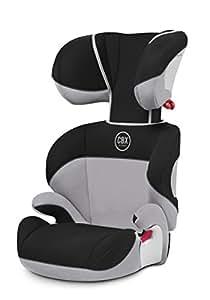 cybex 514112031 solution seggiolino auto grigio dark. Black Bedroom Furniture Sets. Home Design Ideas