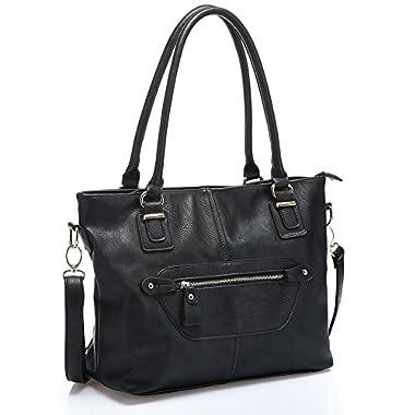 UTAKE Women Handbags Leather Handbags Shoulder Bag PU Leather Bags Tote Bag UT36