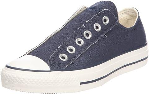 Converse AS Slip 1V020, Unisex - Erwachsene Sneaker, Blau (Navy/White), EU 44.5 (US 10.5)