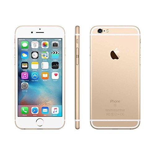 APPLE IPHONE 6S 64GB GOLD RICONDIZIONATO GRADO A+++ CERTIFICATO E GARANTITO 1 ANNO!