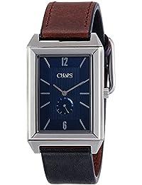 Chaps Analog Blue Dial Men's Watch-CHP5033I