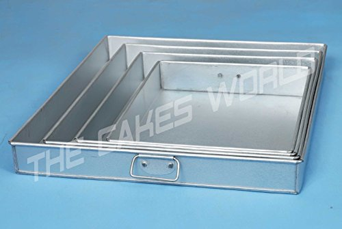 """EURO TINS Baking Tray 14"""" x 10"""""""