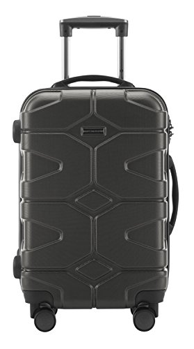HAUPTSTADTKOFFER - X-Kölln - 2er Koffer-Set Trolley-Set Rollkoffer Reisekoffer, TSA, (S & L), Graphite matt - 3
