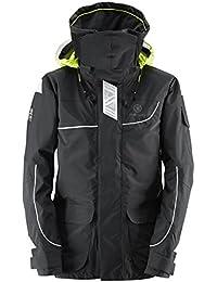 2017 Henri Lloyd Elite Offshore 2.0 Jacket in BLACK Y00376 Sizes- - Medium