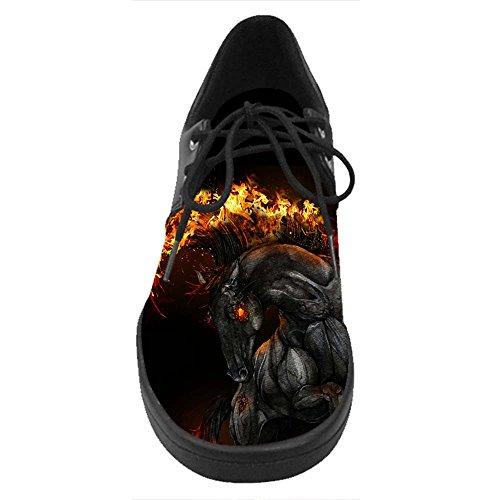 Dalliy costume Cavallo Lace Up Shoes Casual scarpe da tennis degli uomini E
