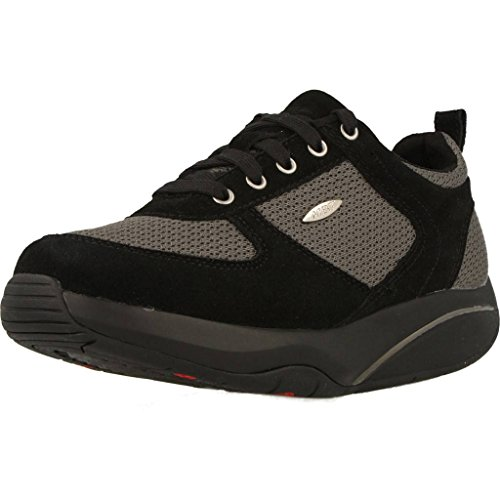 MBT Anataka W, Sneaker Donna Nero/grigio (Black/Charcoal Gray)
