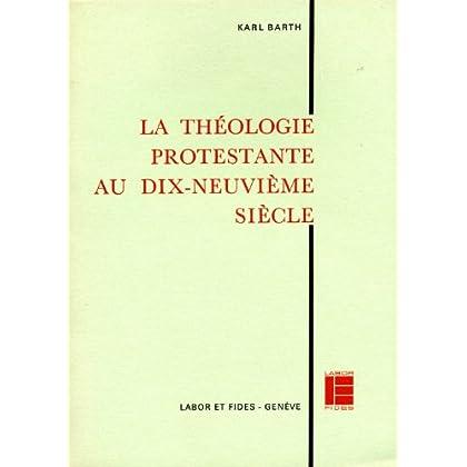 Théologie protestante XIXe lab