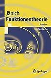 Funktionentheorie: Eine Einführung (Springer-Lehrbuch) (German Edition) - Klaus Jänich