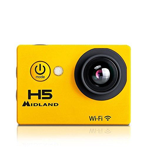 "MIDLAND H5 WiFi Action Kamera Full HD 1.5"" LCD Display"