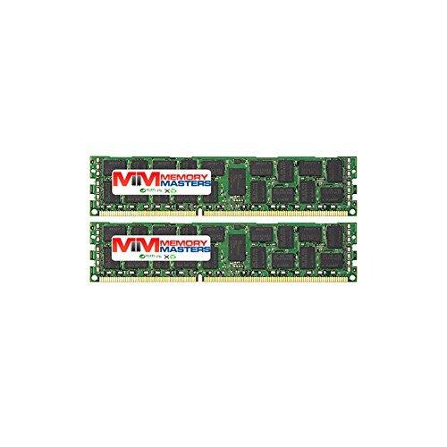MemoryMasters Cisco UCS Server Serie. DIMM DDR3ECC Registered PC3-8500/PC3-106001600MHz/1333MHz Quad Rank Arbeitsspeicher. 16GB Kit (2 x 8GB) (1066MHz) Quad Rank - Ecc, Registered Quad
