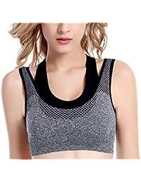 3803c9fe43e1d Galani IndiaDeal Heavy Duty Cotton Sports Bra Women Girl Padded Bra Free  Size (30