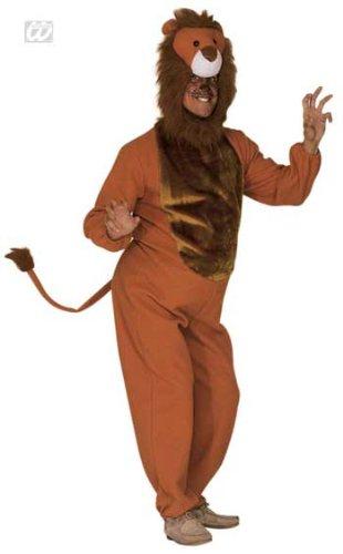 König der Löwen Kostüm Gr. M (König Der Löwen Kostüme)