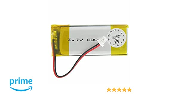 Supreme Connect SP405068 Batterie 2000mAh Li-Po pour Luvion Prestige Touch