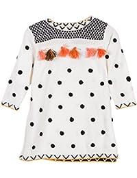 Catimini Baby Girls' Robe Tricot Dress