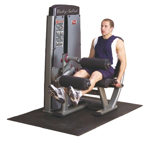 Body Solid Pro Dual Leg Extension/Leg Curl DLEC-SF