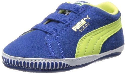 Puma Suede Crib, Baskets mode mixte bébé